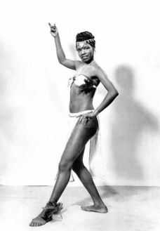 "Maya Angelou as vernacular artist or self-described ""shake dancer"""