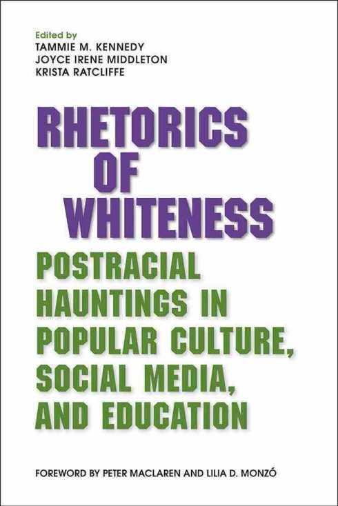postracial hauntings book cover